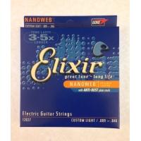 Струны для электрогитары Elixir 12027