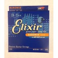 Струны для электрогитары Elixir 12102