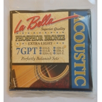 Струны для акустической гитары LaBella 7GPT