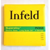 Струны для баса Thomastik-Infeld IN344