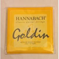 Струны для классической гитары Hannabach SET 725 MHT