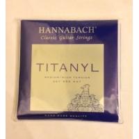 Струны для классической гитары Hannabach SET 950 MHT
