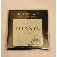 Струны для классической гитары Hannabach SET 950 MT