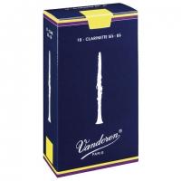 Трости для кларнета Bb Vandoren traditional CR101-CR104