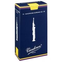 Трости для саксофона сопрано Mib-Eb Vandoren SR201-SR2035