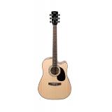 Электро-акустическая гитара  Cort AD880CE-NAT