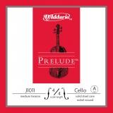 Струна А/ЛЯ для виолончели 4/4 J1011-4/4M D'Addario