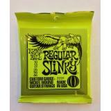 Струны для электрогитары Ernie Ball Slinky 2221