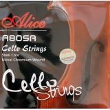 Комплект струн для виолончели Alice A805A