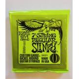 Струны для электрогитары Ernie Ball Slinky 2621