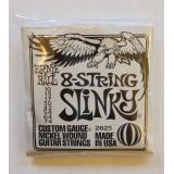 Струны для электрогитары Ernie Ball Slinky 2625