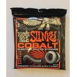 Струны для электрогитары Ernie Ball Cobalt 2715