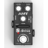 Гитарный эффект distortion AMT Electronics S-Drive Mini SD-2