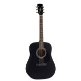 Электро-акустическая гитара Parkwood W81E-BKS