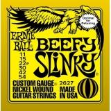 Струны для электрогитары Ernie Ball Slinky 2627 (11-54)