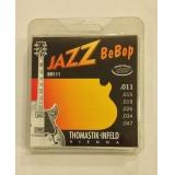 Струны для электрогитары Thomastik-Infeld Bebop BB111