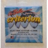 Струны для электрогитары LaBella C200R
