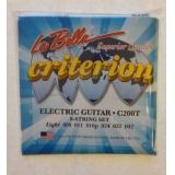 Струны для электрогитары LaBella C200T