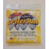 Струны для акустической гитары LaBella C500T