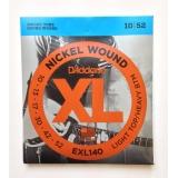 Струны для электрогитары Daddario EXL140