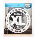 Струны для электрогитары Daddario EXL148