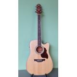 Акустическая гитара Crafter DE-6N