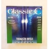 Струны для классической гитары Thomastik-Infeld CC124