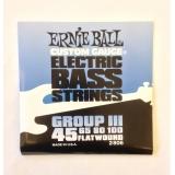 Струны для баса Ernie Ball 2806