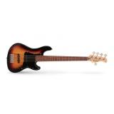 Бас-гитара 5-струнная Cort GB35JJ-3TS GB