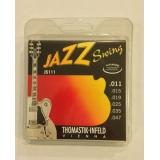 Струны для электрогитары Thomastik-Infeld Jazz Swing JS111