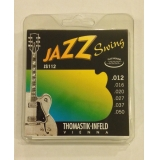 Струны для электрогитары Thomastik-Infeld Jazz Swing JS112