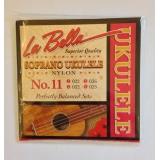 Струны для укулеле LaBella №11 сопрано