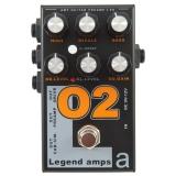 Двухканальный гитарный предусилитель AMT Electronics O2