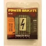 Струны для электрогитары Thomastik-Infeld Power-Brights PB108