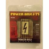 Струны для электрогитары Thomastik-Infeld Power-Brights PB109