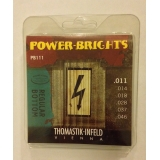 Струны для электрогитары Thomastik-Infeld Power-Brights PB111
