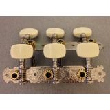 Колки для акустической гитары Alice A0D-017AP