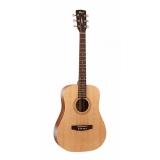 Акустическая гитара Cort Earth50-OP  7/8, цвет натуральный