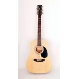 Акустическая гитара Parkwood W81-12-OP 12-струнная с чехлом