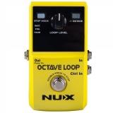 Педаль эффектов Nux Cherub Octave-Loop